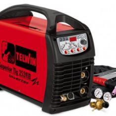 Aparat de sudura Telwin SUPERIOR TIG 252 AC/DC HF/LIFT VRD, 400 V