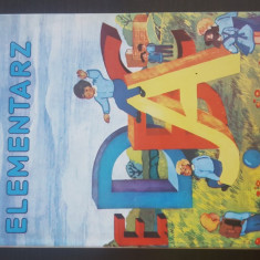 Abecedar - Limba Polona. 1999