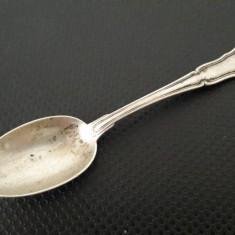 lingurita veche de argint 800