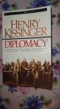 Diplomatia editie in limba engleza/912pagini/- Kissinger