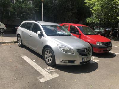 Opel isignia 2.0 diesel foto