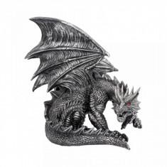 Statueta dragon Obsidian 25 cm