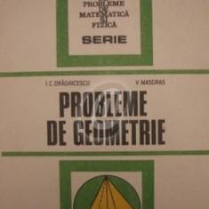 Probleme de geometrie (Ed. Tehnica)