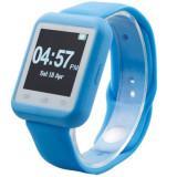 Cumpara ieftin Smartwatch iUni U900i Plus, Bluetooth, LCD 1.44 Inch, Blue