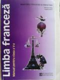 Limba franceza manual pentru clasa a V-a- Mariana Popa, Angela Soare