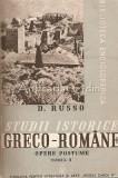 Cumpara ieftin Studii Istorice Greco-Romane II - D. Russo - 1939