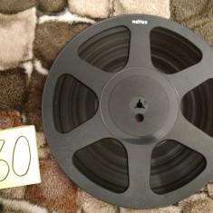 30.Banda Magnetofon REVOX rola policarb.26cm-Black (Akai,Teac,Tascam,Agfa,BASF)