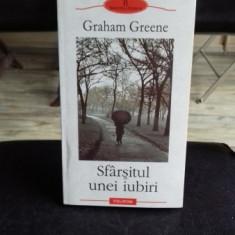 SFARSITUL UNEI IUBIRI - GRAHAM GREENE, Polirom