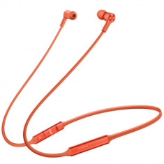 Casti Wireless FreeLace Portocaliu
