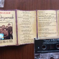 desperado la fel ca tata caseta audio muzica country pop rock cat music 2003