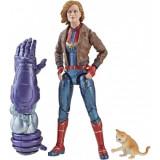 Marvel Legends Series, Figurina Captain Marvel 2019 15 cm, Hasbro