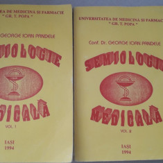 Semiologie Medicala I, II - George Ioan Pandele