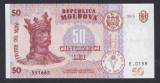 A5123 Moldova 50 lei 2015 UNC