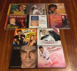 Lichidare lot 10 CD-uri albume de muzică italiană (70 lei toate) - Ca noi!