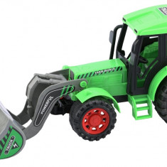 Tractor FARM verde