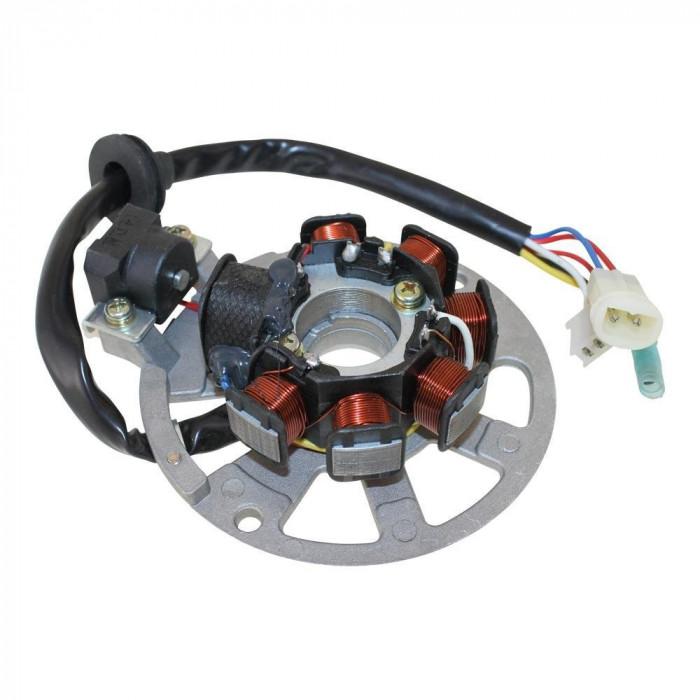 Magnetou Aprindere Stator Scuter MBK Target 49cc 50cc 80cc