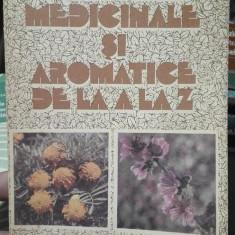 Plantele medicinale si aromatice de la A la Z – Ovidiu Bojor