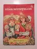 Zana muntilor - Petre Ispirescu  (necartonata) / C66P