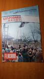 flacara 24 martie 1962-com. garbovi,raionul urziceni,harlau,iasi,gadinti,roman