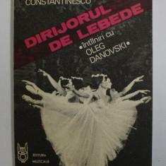 DIRIJORUL DE LEBEDE DE MARIAN CONSTANTINESCU , 1989