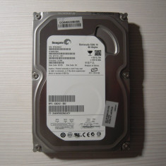 HDD SATA Seagate ST380815AS, 80GB, 7200rpm, SATA II, 8MB + cablu conexiune SATA