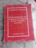 1001 DE REMEDII DE CASA SI PREPARATE NATURALE PENTRU PASTRAREA SANATATII - EBERHARD L. HARTMANN
