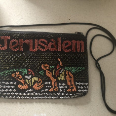 Poseta evreiasca cu margele,Jerusalem