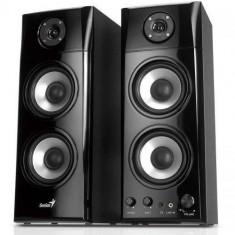 Sistem audio 2.0 Genius SP-HF1800A Black