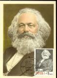 Ilustrata maxima, Rusia, personalitati, Karl Marx
