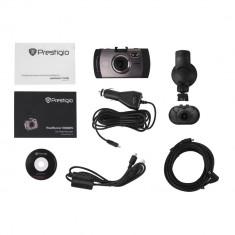 Camera auto DVR Prestigio RoadRunner 580, Full HD, GPS