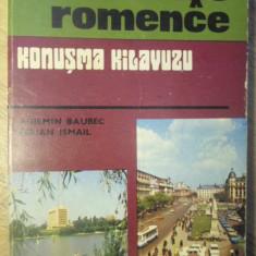 TURKCE-ROMENCE KONUSMA KILAVUZU. GHID DE CONVERSATIE TURC-ROMAN - AGIEMIN BAUBEC