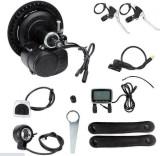 Cumpara ieftin Kit conversie bicicleta electrica MIDD-DRIVE 36v 500W (fara baterie)