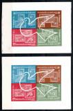 "Romania 1962, LP 541 a + EROARE fara ""I"", Cosmonautica in slujba pacii, MNH!, Spatiu, Nestampilat"