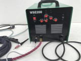 Aparat de Sudat WSE 200 AC/ DC