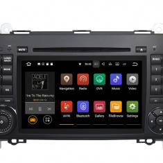 """Unitate Multimedia cu Navigatie GPS, Touchscreen HD 7"""" Inch, Android 7.1, Wi-Fi, 2GB DDR3, Volkswagen VW Crafter 2006-2012 + Cadou Soft si Harti GPS"""