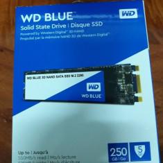 SSD Western Digital 250 Gb M2, 240 GB