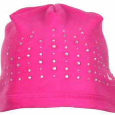 Stretch Beanie JR Shiny caciula iarna copii pink