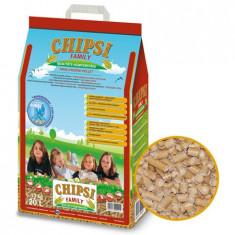 Chipsi Family 20 L, Asternut igienic pentru rozatoare