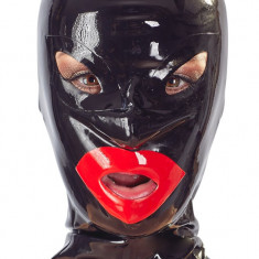 Masca Latex Lips, Cagula