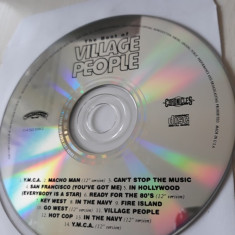 VILLAGE PEOPLE - THE BEST OF - CD