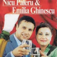 Caseta Nicu Paleru & Emilia Ghinescu – Lasa-ma Sa Beau, originala