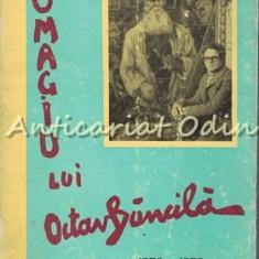 Omagiu Lui Octav Bancila 1872-1972. Expozitia De Pictura