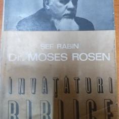AS - DR. ROSEN MOSES - INVATATURI BIBLICE