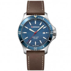 Ceas barbatesc Wenger 01.0641.130 Seaforce 43mm 20ATM