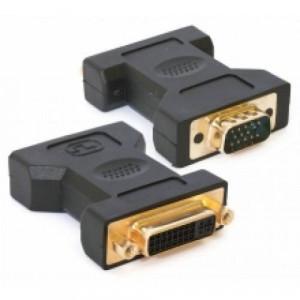 Adaptor OEM DVI VGA FM-BU DVI (24+5) mama la VGA tata