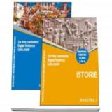 Manual de istorie clasa a IV a volumul I+II +CD