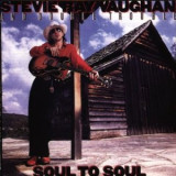 Stevie Ray Vaughan Soul To Soul 180g LP (vinyl)