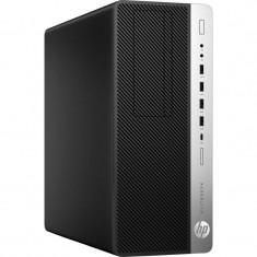 Sistem desktop HP EliteDesk 800 G3 Tower Intel Core i7-7700 8GB DDR4 256GB SSD Windows 10 Pro