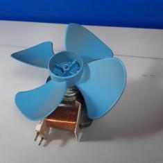 Ventilator cuptor microunde, elice ventilare