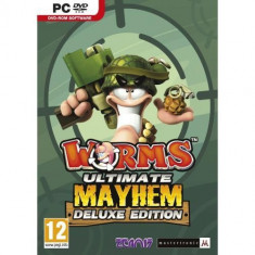 Worms Ultimate Mayhem Deluxe Edition PC